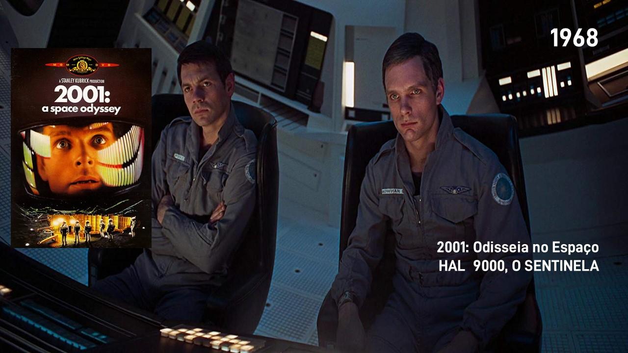 1968: Uma Odisseia no Espaço