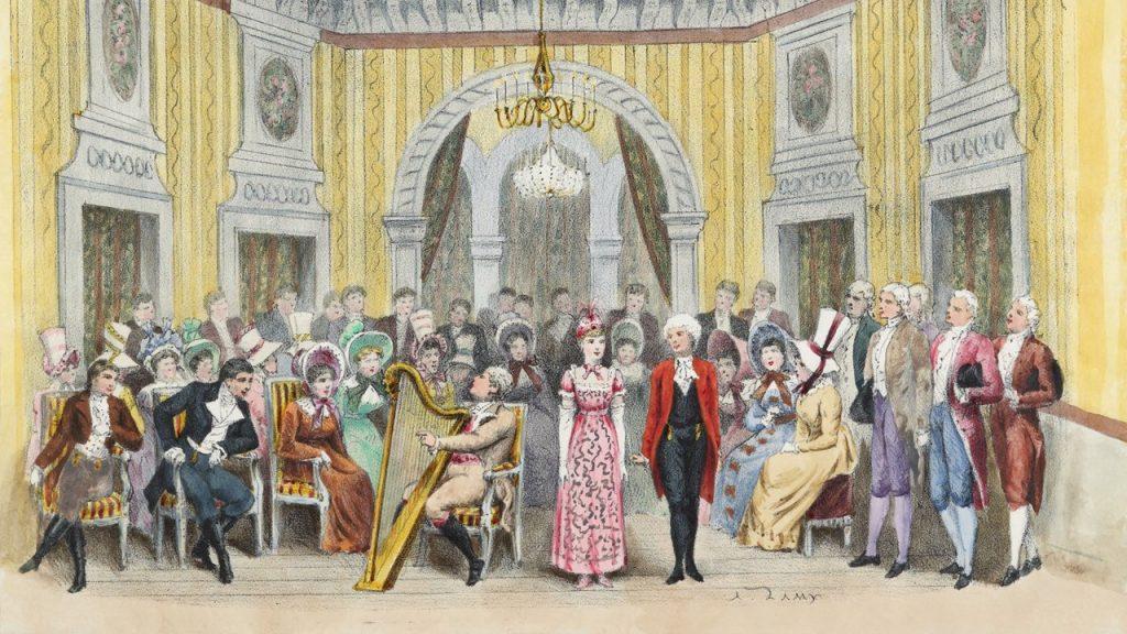 1881: Olympia, bailarina (marionete) mecânica.