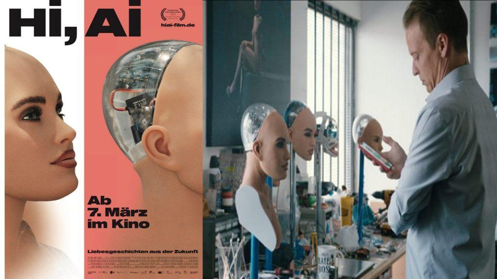 2019: HI, AI. Histórias de Amor do futuro