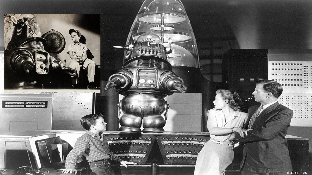 1957: ROBBIE x SUPERCOMPUTADOR