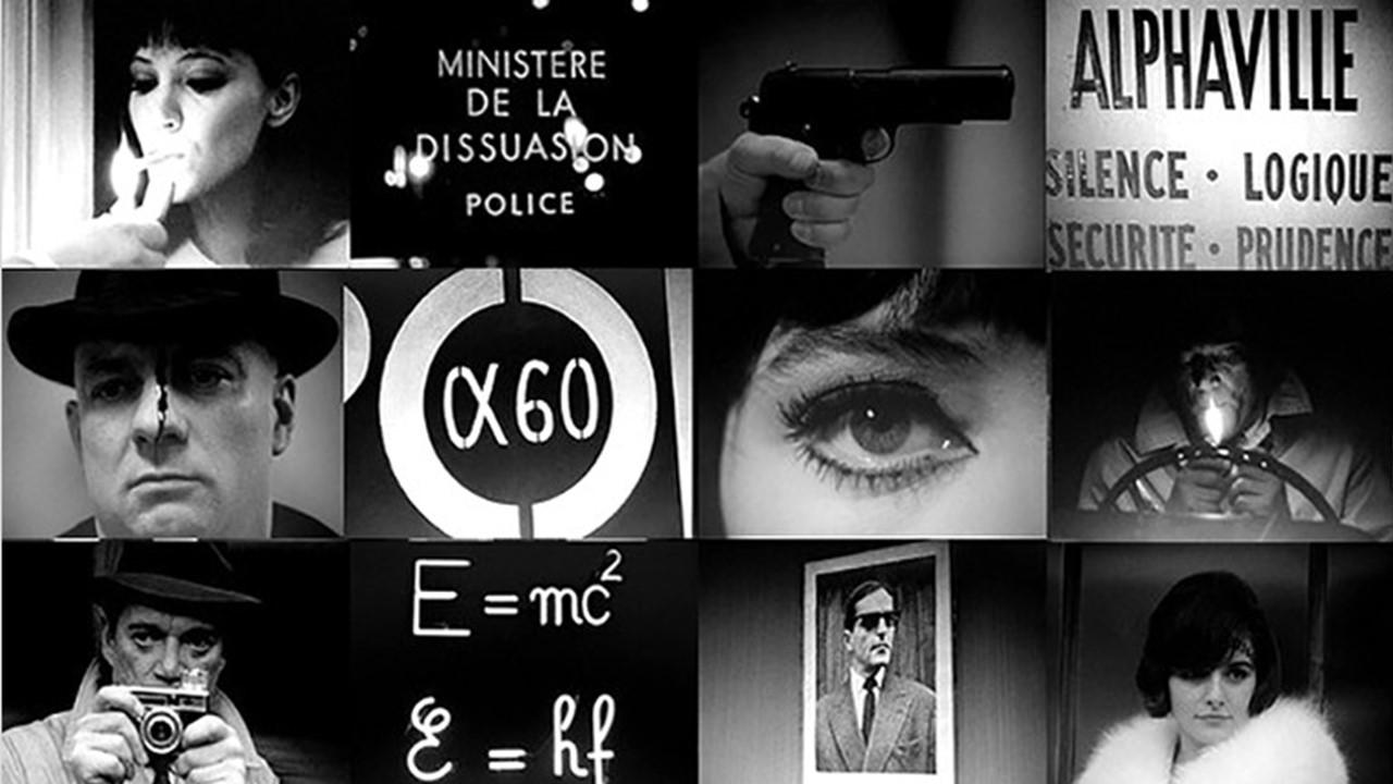 1965: Robô Alpha 60 quer dominar o mundo.