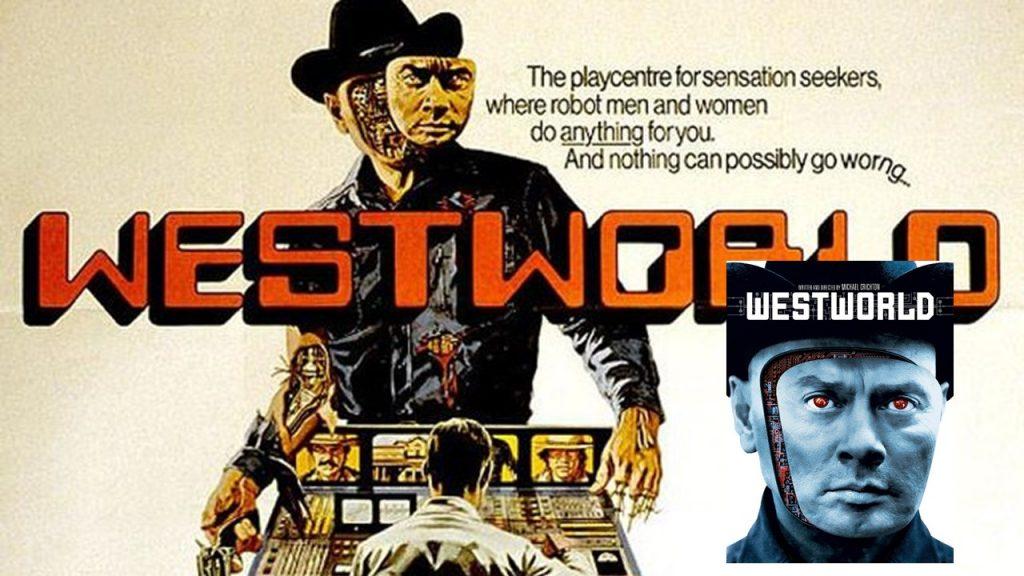 1973: WESTWORLD: Parque de Diversões Robótico