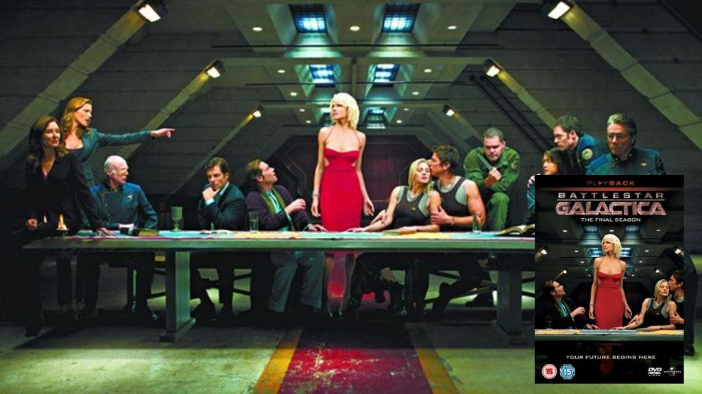 1978-2004: CILÔNIOS (Battlestar Galactica)