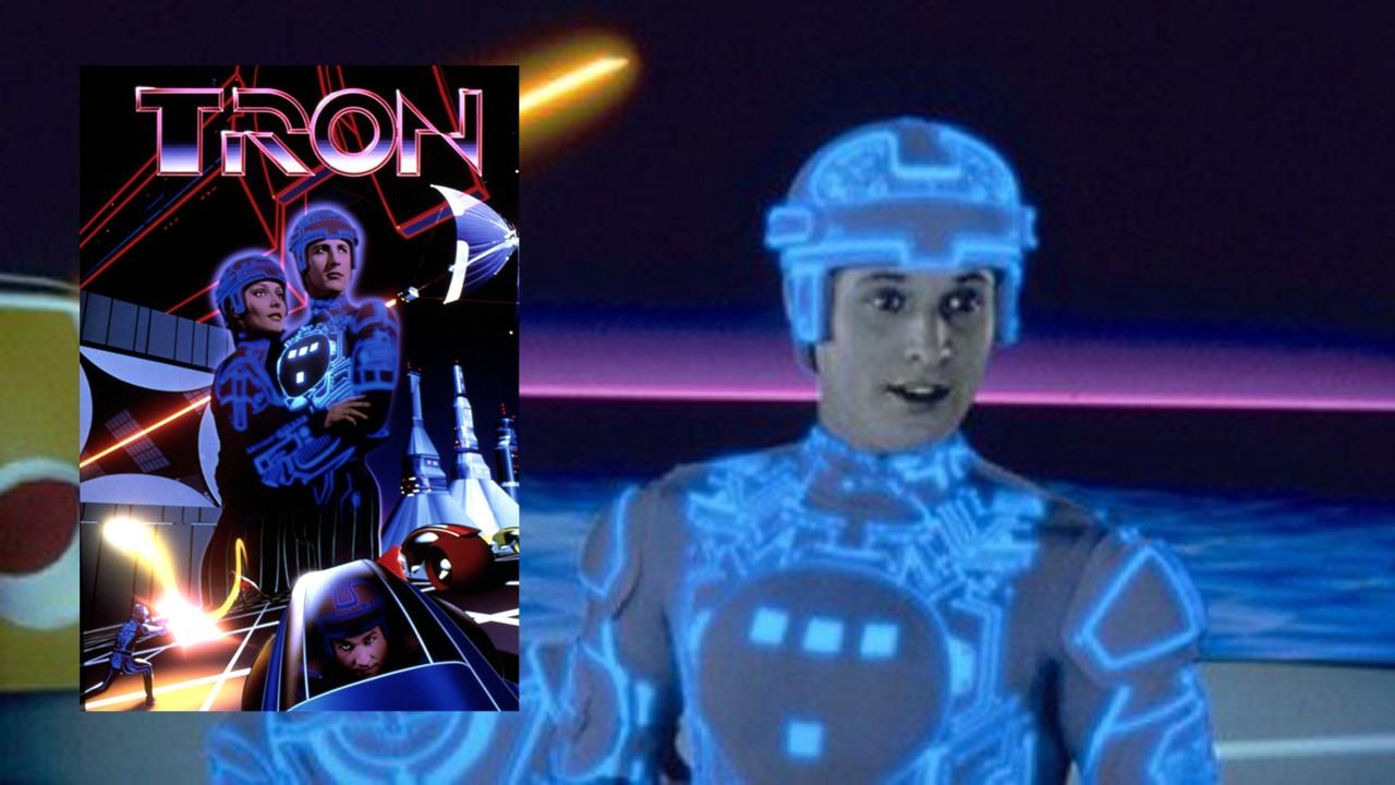 1982: TRON, Uma Odisseia EleTRÔNica