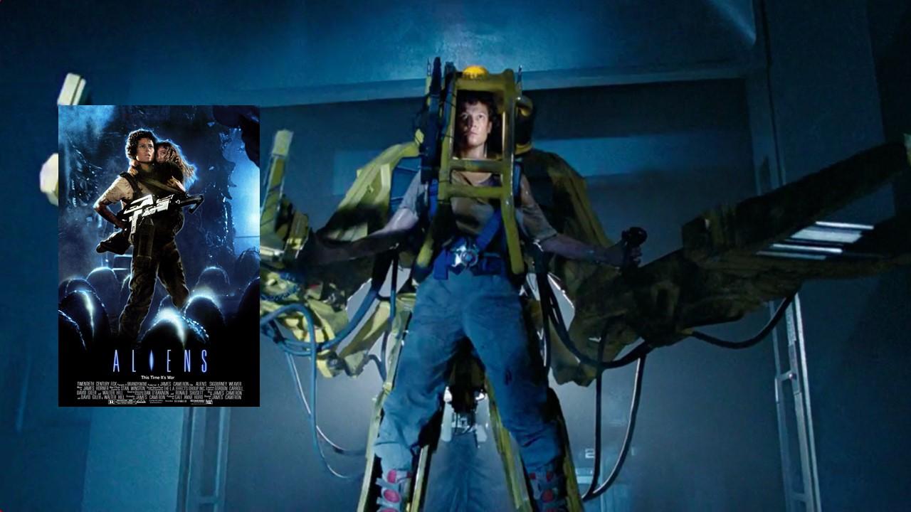1986: Alien, o resgate.