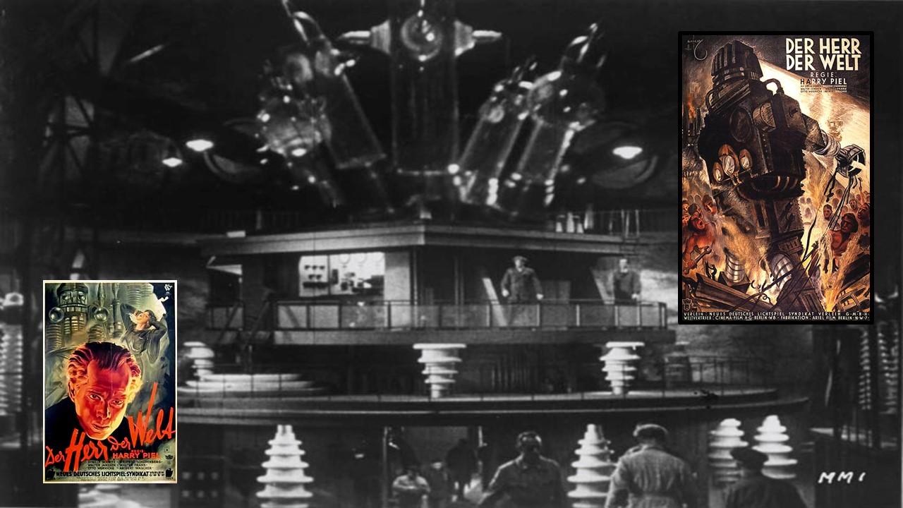 1934: Robô Mestre do Mundo