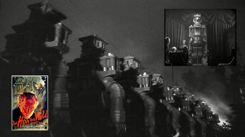 1934: Der Herr Der Welt, O Mestre do Mundo.
