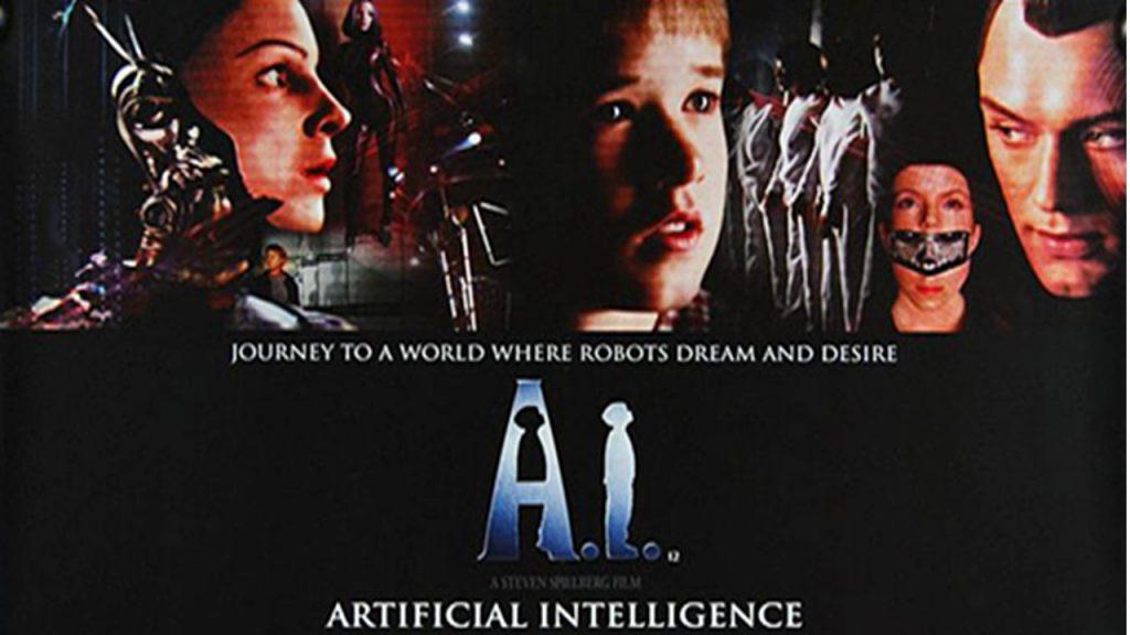 2001: IA, DAVID quer ser amado