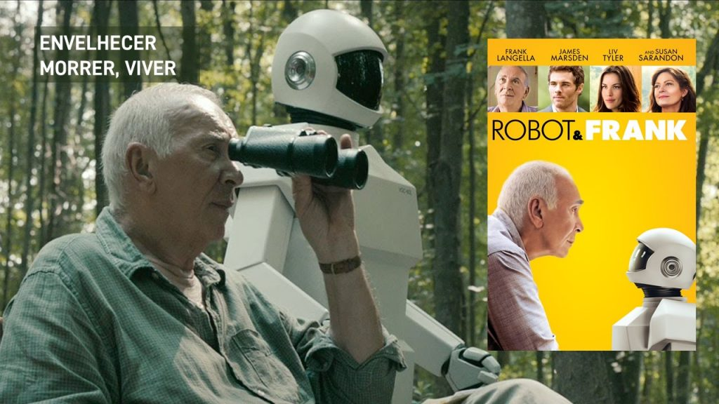 2012: ROBOT & FRANK