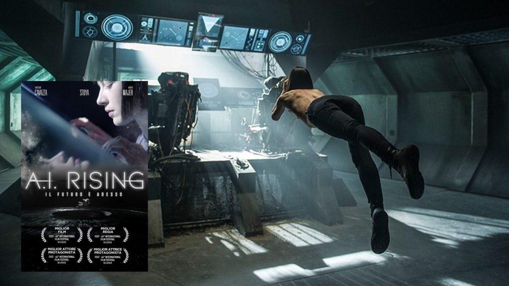 2018: A.I. RISING