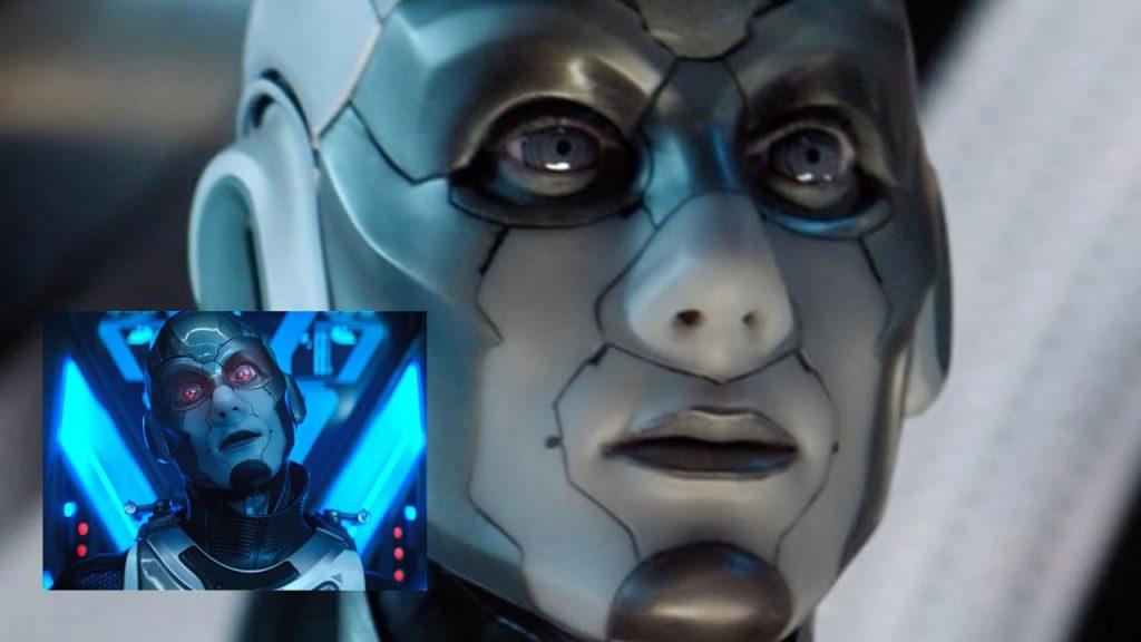 2017: Tenente Comandante AIRIAM (Star Trek)