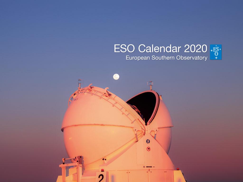 Calendário ESO 2020