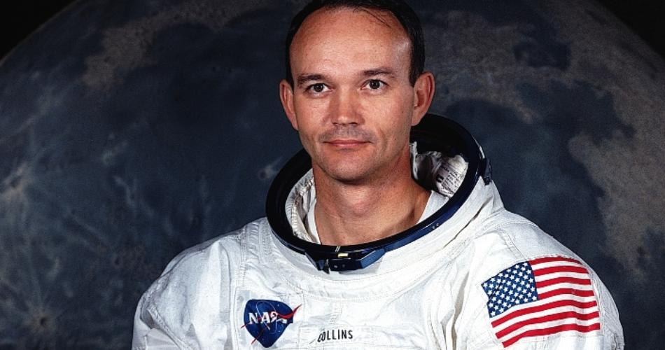 Michael Collins, 16 de abril de 1969.