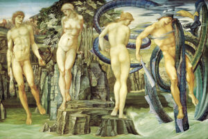 Edward Burne, Jones. Perseu e Andrômeda.