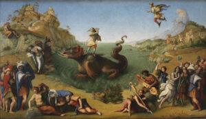 Andrômeda e Perseu, Piero-di-Cosimo (1510-1515)