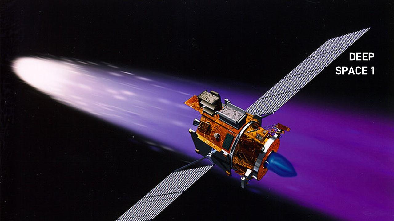1998. Missão DEEP SPACE 1