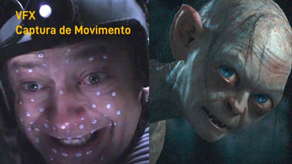 2001 VFX - Captura de Movimento Animação