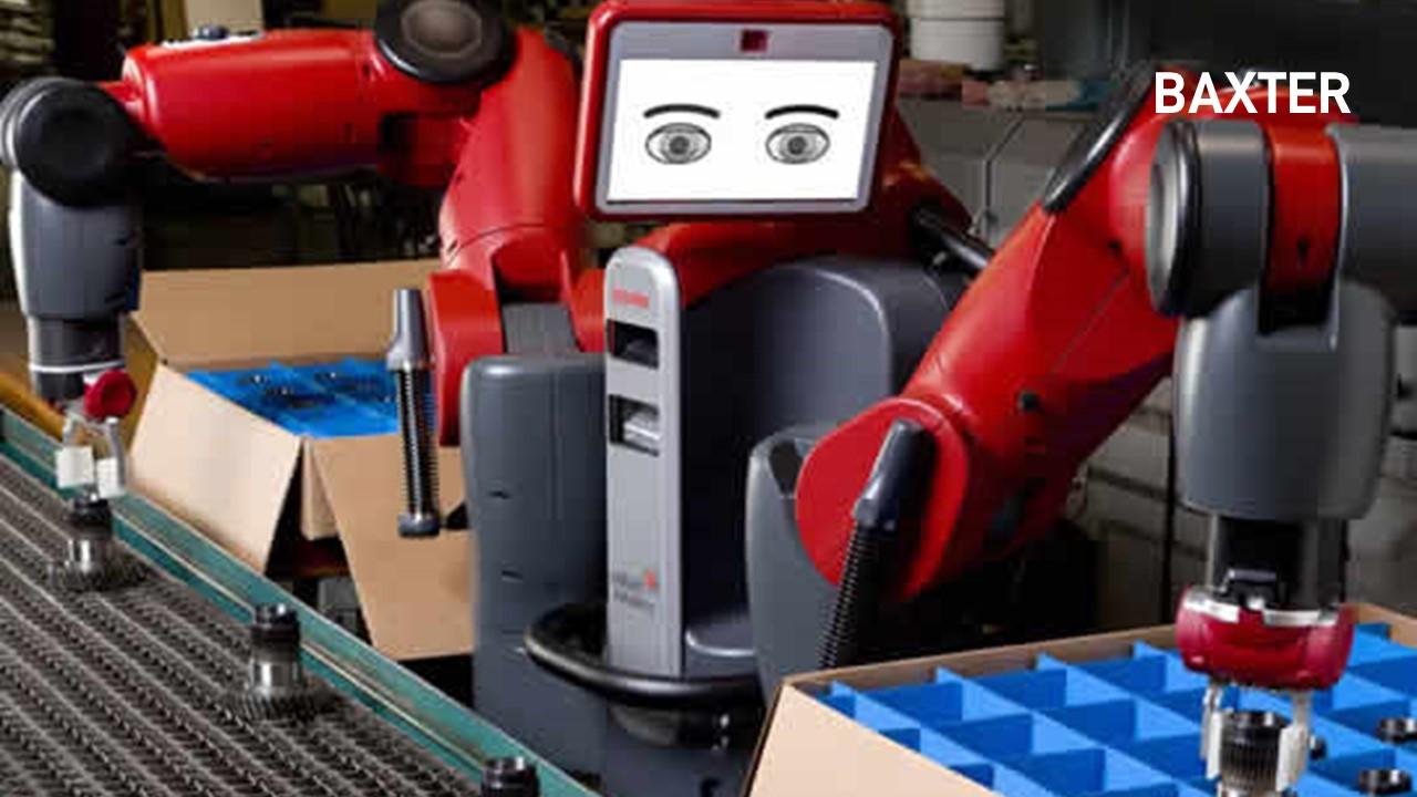 2011 BAXTER Rethink Robotics