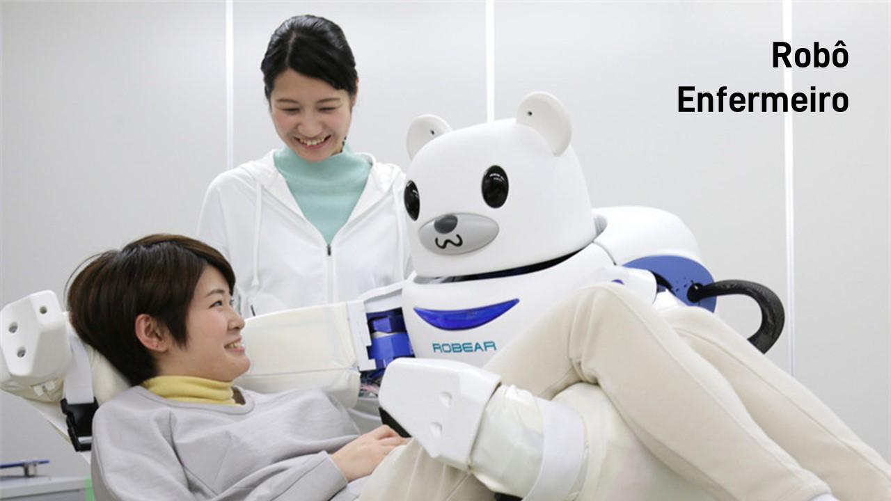 2015. Robô Enfermeiro ROBEAR,