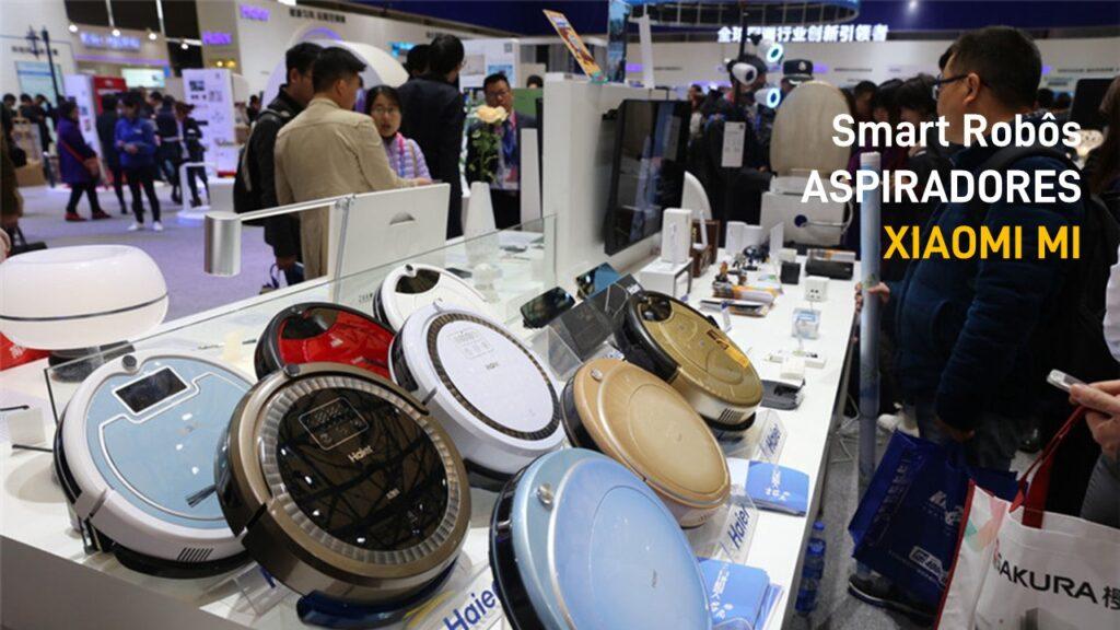2016. Smart Robôs ASPIRADORES, XIAOMI MI.