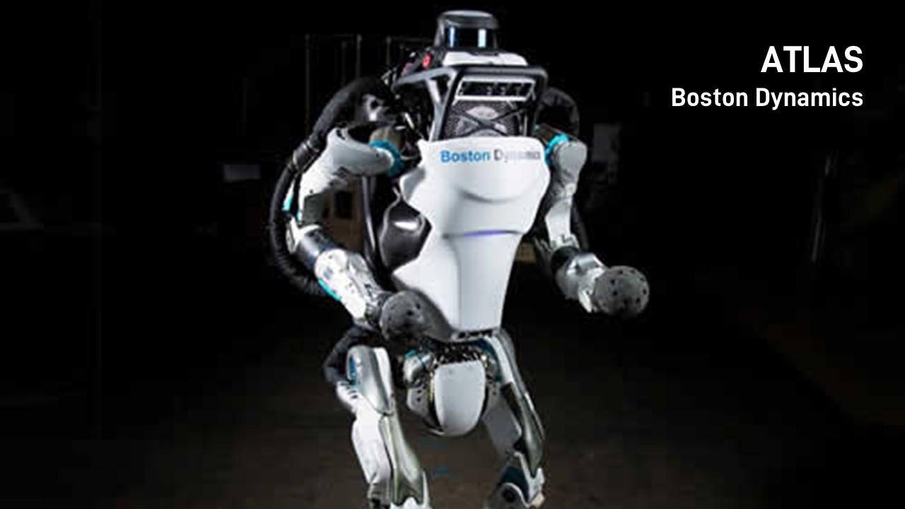 2019 ATLAS Boston Dynamics