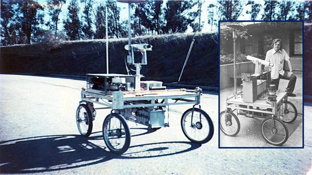 1960-1980 Stanford Cart