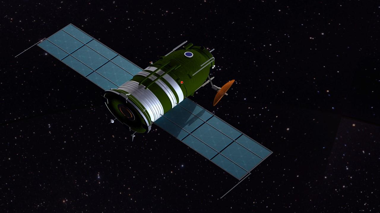 1965 ZOND 3, URRS Sonda para Lua, Marte e além.