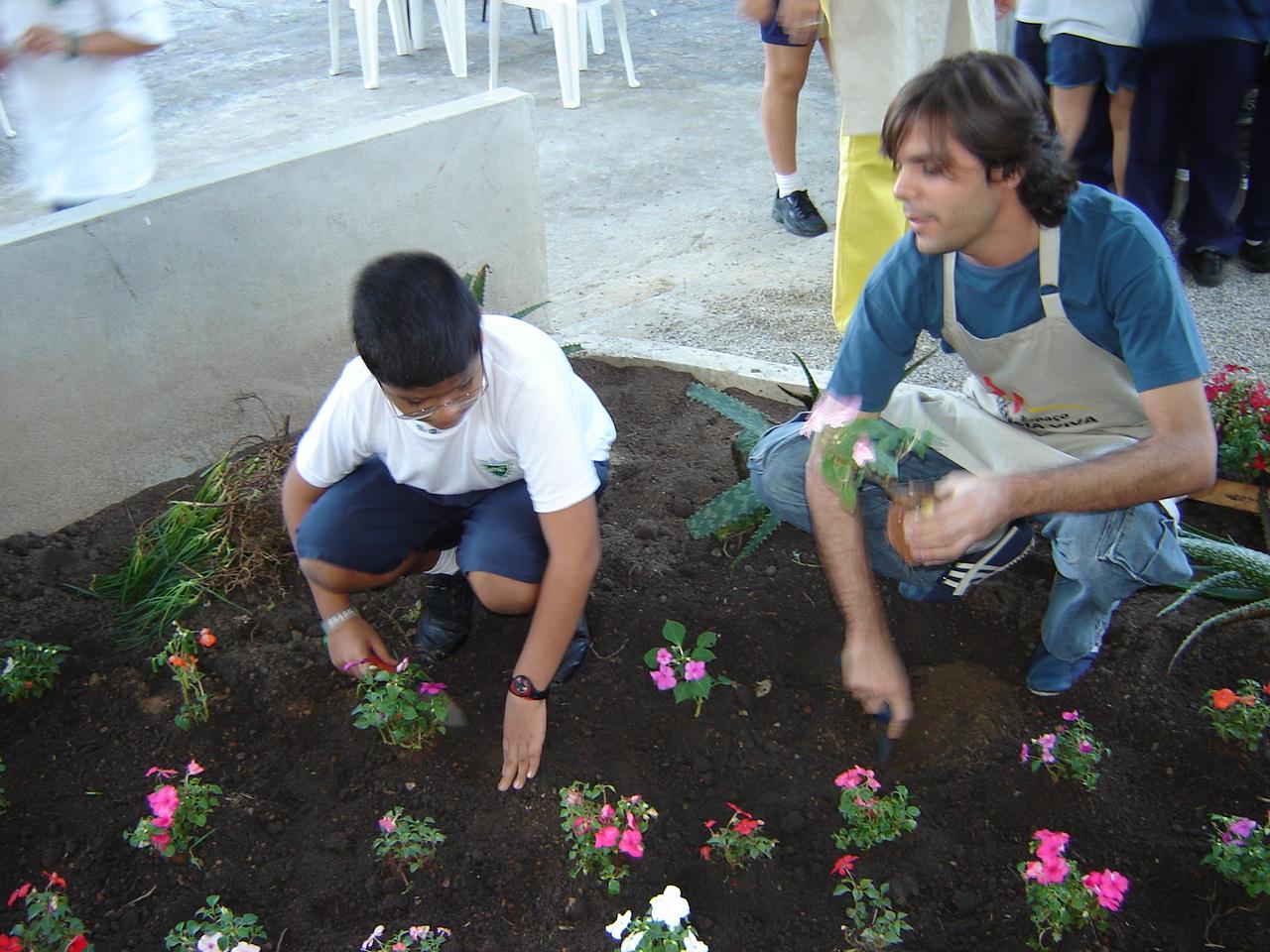 Jardim Didático, 2006.