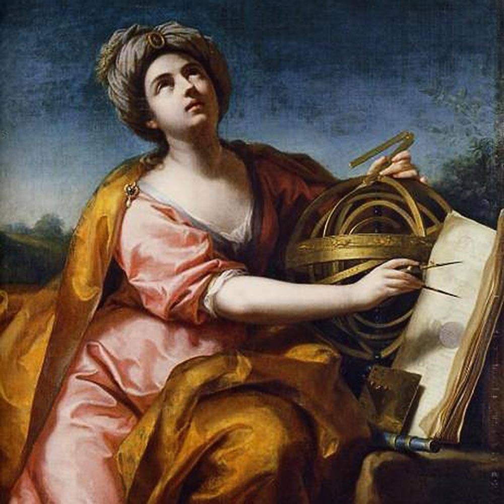 Urânia, Jean Raoux (1677-1734)