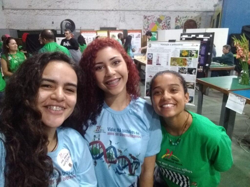 Larissa, Thalita e Rayanne (2019)
