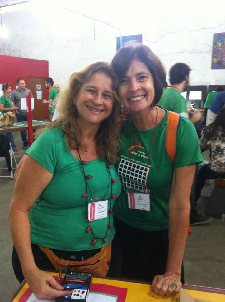 Prof Eleonora e Prof Tânia (2017)