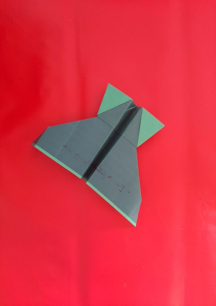 Seu Super Delta está pronto para voar!!
